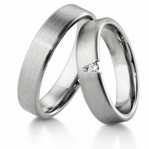 Обручальные кольца белое золото фото 5